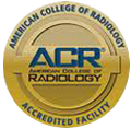 American College Of Radiology Acredited Facility