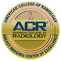 American College Of Radiology Acredited Facility Breast Imaging Center Of Excellence