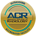 American College Of Radiology Ultrasound Acredited Facility